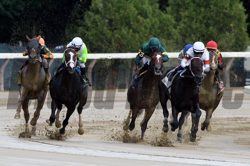 Yaupon wins the 2020 Amsterdam Stakes at Saratoga<br /> Coglianese Photos/Dom Napolitano