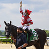 Instilled Regard wins the 2020 Fort Marcy Stakes at Belmont Park<br /> Coglianese Photos/Susie Raisher