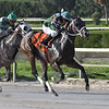 Poppy's Pride wins the 2020 Juvenile Sprint Stakes at Gulfstream Park West<br /> Coglianese Photos