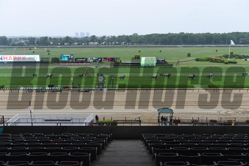 Belmont Park Opening Day, June 3, 2020<br /> Coglianese Photos/Chelsea Durand