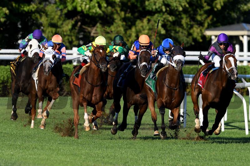 Rinaldi wins the West Point Stakes at Saratoga<br /> Coglianese Photos/Dom Napolitano