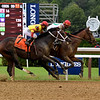 Country Grammer wins the 2020 Peter Pan Stakes at Saratoga<br /> Coglianese Photos/Susie Raiser