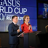 2020 Pegasus World Cup Draw<br /> Gulfstream Park, January 22, 2020<br /> Coglianese Photos