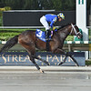 Shea D Summer wins the 2020 Juvenile Fillies Sprint Stakes at Gulfstream Park West<br /> Coglianese Photos/Lauren King