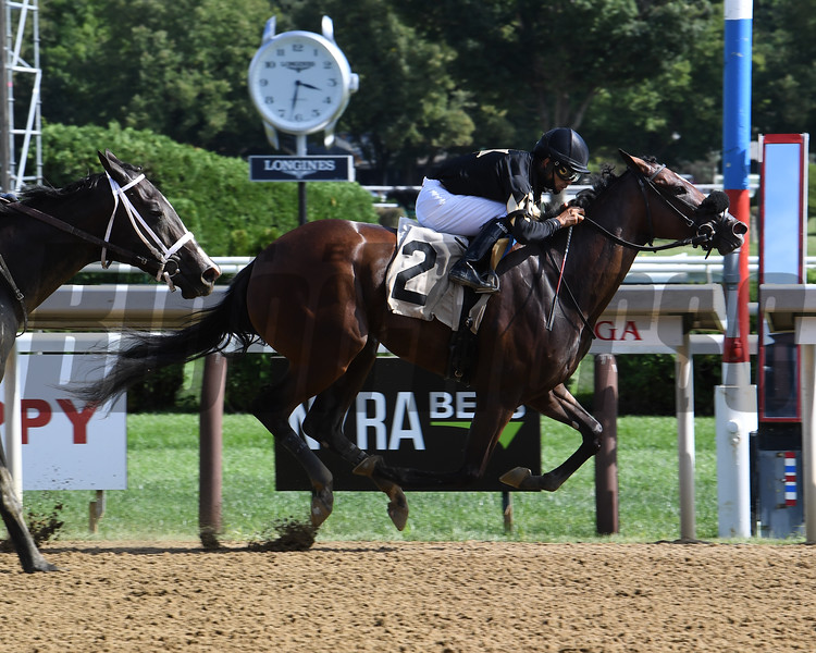 Party At Page's - Maiden Win, Saratoga, August 28, 2020<br /> Coglianese Photos
