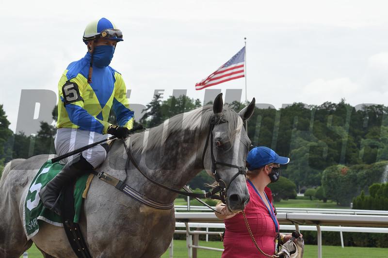 Moscato wins the 2020 A. P. Smithwick Memorial Steeplechase at Saratoga<br /> Coglianese Photos/Susie Raisher