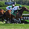 Feel Glorious wins the 2020 Perfect Sting Stakes at Saratoga<br /> Coglianese Photos