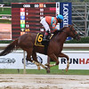 Introduced wins the 2020 Smart N Fancy Stakes at Saratoga<br /> Coglianese Photos/Susie Raisher