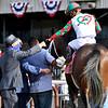 Firenze Fire wins the 2020 True North Stakes at Belmont Park<br /> Coglianese Photos/Joe Labozzetta