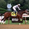 Global Campaign wins the 2020 Woodward Handicap at Saratoga<br /> Coglianese Photos/Susie Raisher