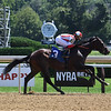 Reinvestment Risk - Maiden Win, Saratoga, August 1, 2020. Photo: Coglianese Photos