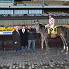 Mind Control wins the 2020 Tom Fool at Aqueduct<br /> Coglianese Photos