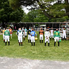 Belmont Park Opening Day, June 3, 2020 <br /> Jockeys<br /> Coglianese Photos