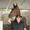 Danny Gargan and Tax at Palm Meadows. Photo: Joe DiOrio