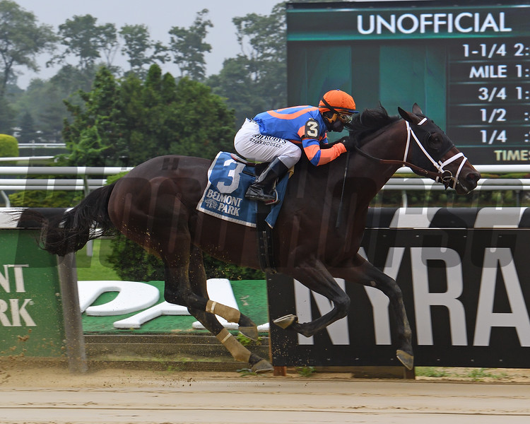 Moretti wins the 2020 Flat Out Stakes at Belmont Park<br /> Coglianese Photos/Susie Raisher