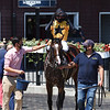 Decorated Invader wins the 2020 National Museum of Racing Hall of Fame Stakes at Saratoga<br /> Coglianese Photos/Chelsea Durand
