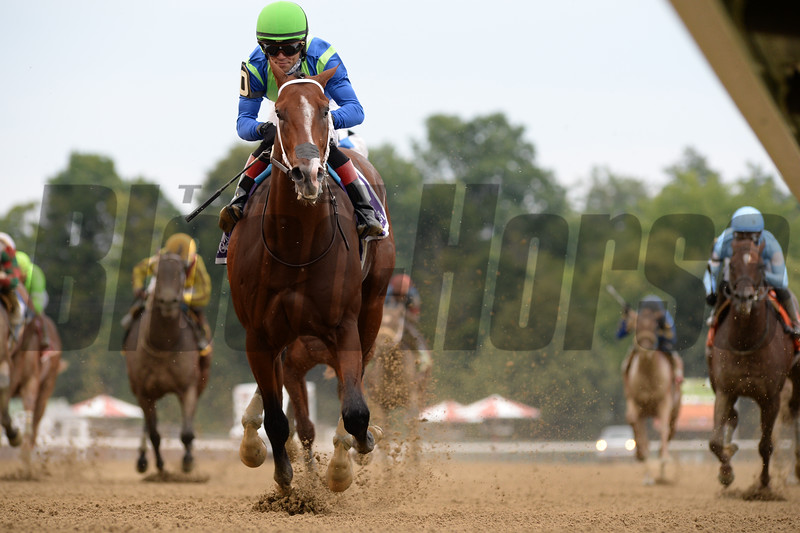 Jackie's Warrior wins the 2020 Saratoga Special Stakes<br /> Coglianese Photos