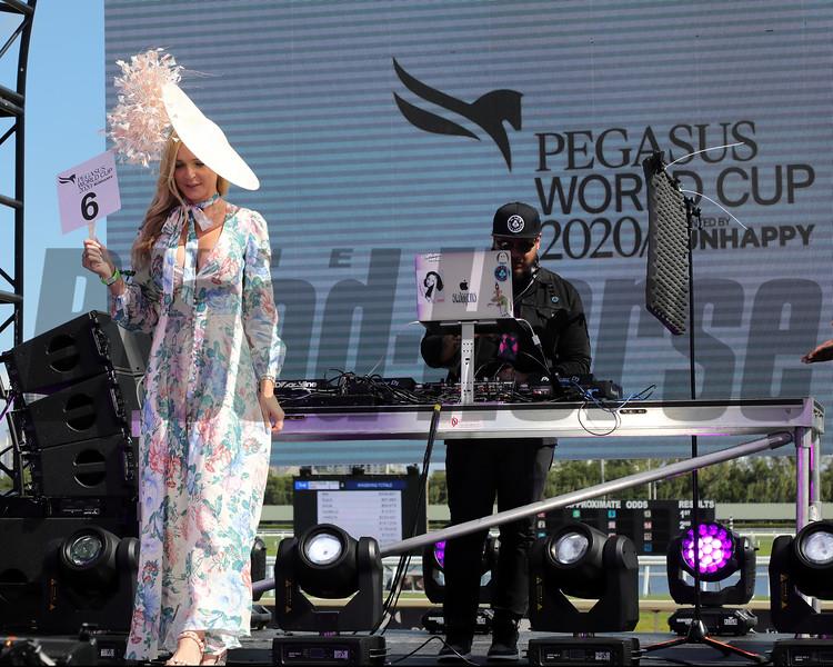 Pegasus World Cup Scenics 2020 Gulfstream Park
