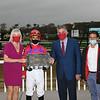 Myhartblongstodady wins the 2020 Ticonderoga Stakes at Belmont Park<br /> Coglianese Photos