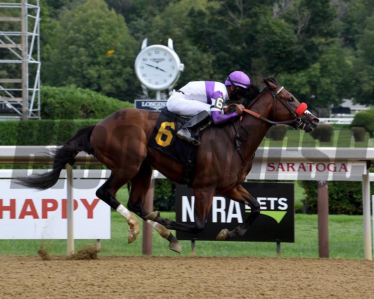 Team Merchants - Maiden Win, Saratoga, September 7, 2020<br /> Coglianese Photos