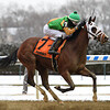 A Freud of Mama wins the 2020 Franklin Square Stakes at Aqueduct<br /> Coglianese Photos/Chelsea Durand