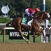 Swiss Skydiver wins the 2020 Alabama Stakes at Saratoga<br /> Coglianese Photos/Susie Raisher