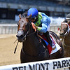 No Parole wins the 2020 Woody Stephens at Belmont Park<br /> Coglianese Photos/Joe Labozzetta
