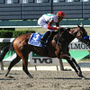Frany Freud wins the Prioress Stakes.<br /> Coglianese Photos