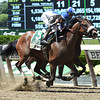Sweet Reason wins the 2014 TVG Acorn Stakes.<br /> Coglianese Photos/Courtney Heeney