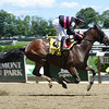 Kid Cruz wins the 2014 Easy Goer Stakes at Belmont Park.<br /> Coglianese Photos