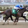 Mamdooha Prevails in Ruthless Stakes.<br /> Coglianese Photo