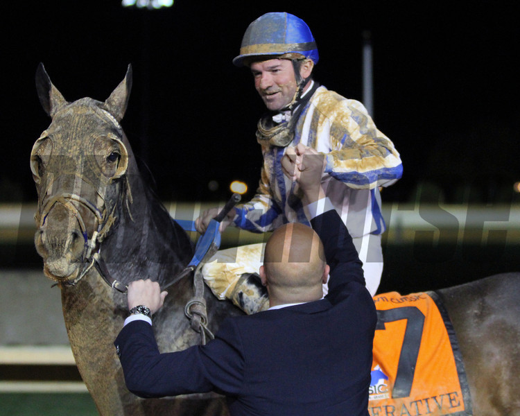 Imperative Kent Desormeaux Charles Town Classic Chad B. Harmon
