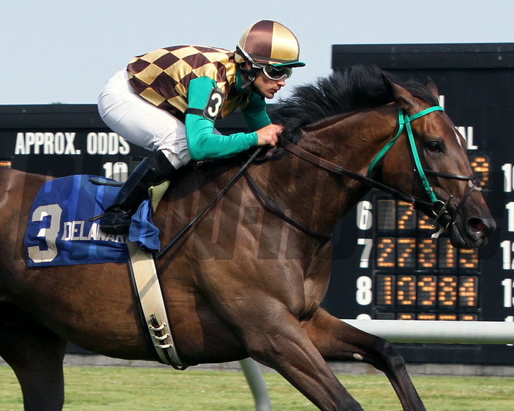 Hardest Core Eriluis Vaz Delaware Park The Cape Henlopen Stakes Chad B. Harmon