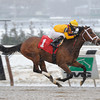Teen Pauline wins the 2014 Ladies Handicap.<br /> Coglianese Photos
