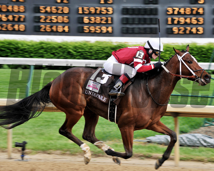 Untapable Kentucky Oaks 2014<br /> Dave Harmon