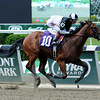 Captain Serious wins the 2014 Mike Lee Stakes.<br /> Coglianese Photos/Lauren King