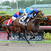 Dekabrist wins the 2014 Kodiak Island Stakes at Gulfstream Park.<br /> Coglianese Photos/Natalie Fawkes