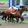 The Big Beast wins the 2014 King's Bishop at Saratoga.<br /> Coglianese Photos
