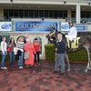 Got Lucky - Maiden Win, January 29, 2014.<br /> Coglianese Photos