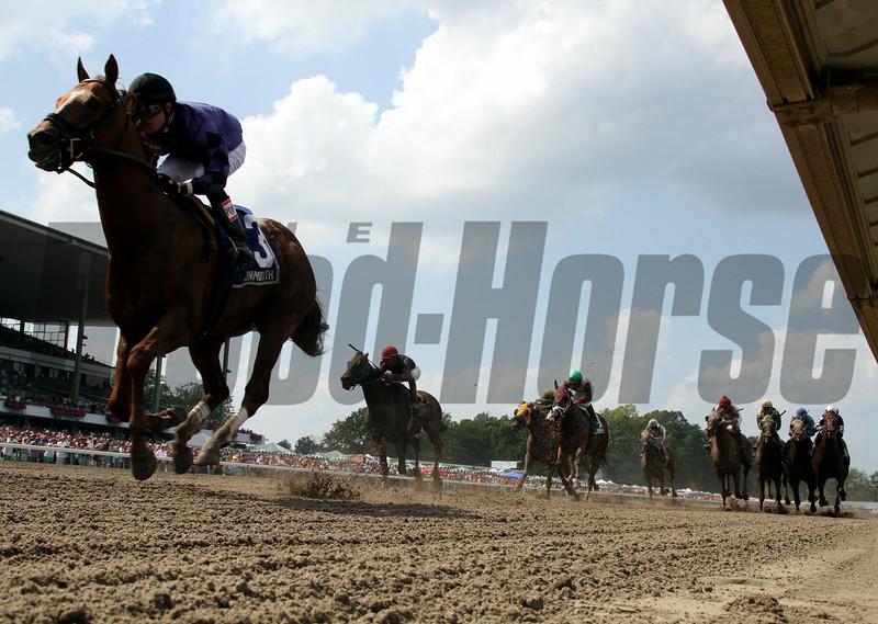 Rainbow Heir Teddy Drone Stakes Monmouth Park Chad B. Harmon