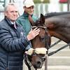 Legendary wins the 2014 Knickerbocker Stakes at Belmont Park.<br /> Coglianese Photos/Susie Raisher