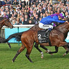 Newmarket 17/10/14   The vision ae Middle Park Stakes<br /> Charming Thought (2) gets the decision over Ivawood (covered)<br /> Trevor Jones Photo