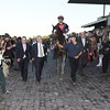 Tonalist wins the 2014 Jockey Club Gold Cup at Belmont Park.<br /> Coglianese Photos