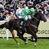 louis the pious, silvester de dousa up, wins the Buckingham Palace Stakes , Royal Ascot, Ascot Race Course, England, 6/20/14 photo by Mathea Kelley