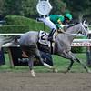 Stonetastic wins the 2014 Prioress at Saratoga.<br /> Coglianese Photos