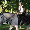 Discreet Marq at Belmont Park 6/1/2014<br /> Coglianese Photos