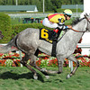 Inimitable Romanee wins the 2014 The Very One at Gulfstream Park.<br /> Coglianese Photos/Leslie Martin