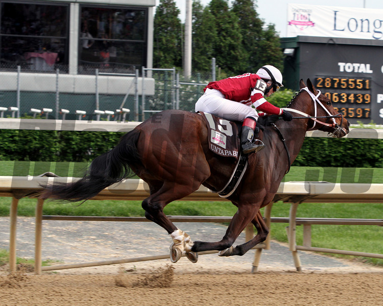 Untapable Kentucky Oaks Churchill Downs Chad B. Harmon