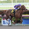 Heart Stealer wins the 2014 Inside Information at Gulfstream Park.<br /> Coglianese Photos/Lauren King