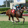 Daring Kathy wins the 2014 Honey Ryder.<br /> Coglianese Photos/Leslie Martin